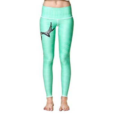 427a3d5105354 Image Unavailable. Image not available for. Color: Teeki Women's Leggings  or Hot Pants ...