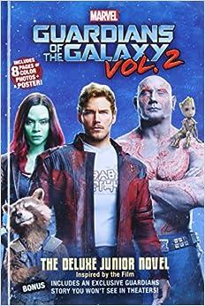 Utorrent Español Descargar Marvel's Guardians Of The Galaxy Vol. 2: Deluxe Junior Novel Bajar Gratis En Epub
