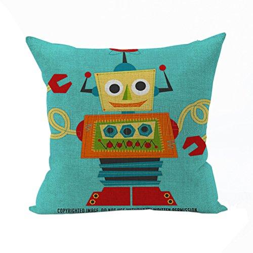 robot pillowcase - 5