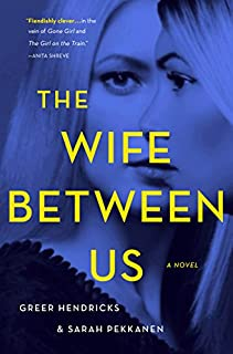 Book Cover: The Wife Between Us: A Novel