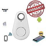 Bluetooth 4.0 Anti-lost Anti-Theft Alarm Device Tracker GPS Locator remote Shutter & Recording for iPhone iPad & Android 4.0 Smartphone (Multi-colour)
