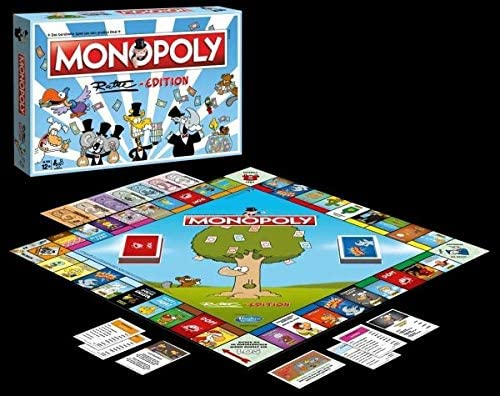 Monopoly Ruthe-Edition: Amazon.es: Winning, Moves: Libros en idiomas extranjeros