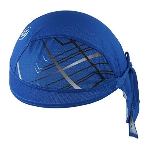 TESOON Double Dry High-performance Dew Rag,headwrap,skull cap,helmet liner