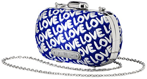 Stelle Audio Mini-Clutch Speaker (Metallic Blue Love)