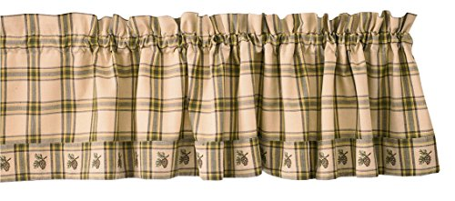 Park Designs Pine Lodge Valance, 72 x 14