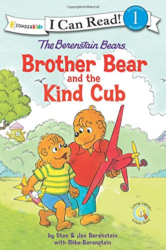 The Berenstain Bears Brother Bear and the Kind Cub (I Can Read!/Berenstain Bears/Living Lights)