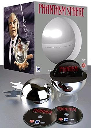 Phantasm Sphere The Complete Collection Dvd Amazonde Dvd
