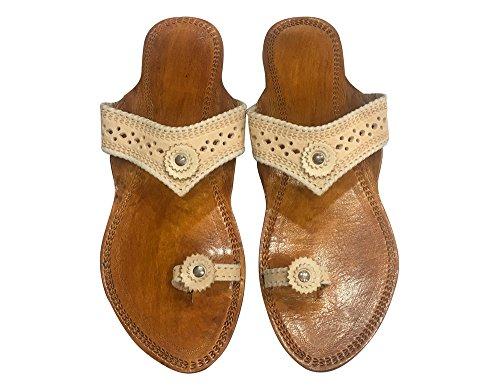 Step n Style Kolhapuri Chappal Ladies Kolhapuri Sandals Indian Sandals Kolhapuri Sandals Kolhapuri Slipper Ladies tLtUiO