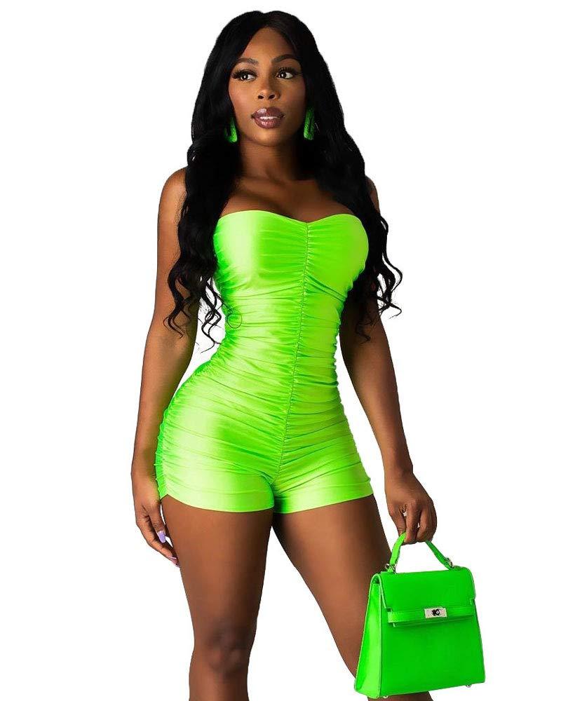 Ophestin Jumpsuit Fluorescence Green