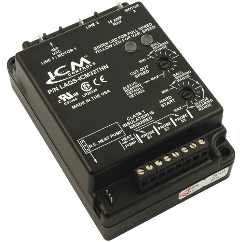 Low Ambient Control (ICM Controls ICM327HN  Low Ambient Head Pressure Control, Output 480 VAC, Temperature Input)