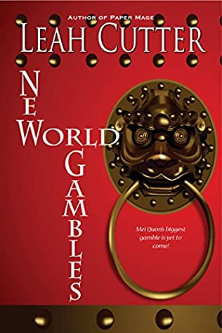 book cover of New World Gambles