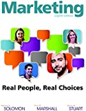 Marketing: Real People, Real Choices Plus MyMartketingLab with Pearson eText -- Access Card Package (8th Edition)