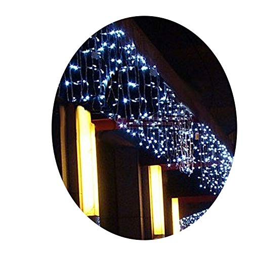 10 Metre Led Icicle Lights in US - 4