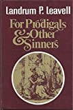img - for For prodigals & other sinners book / textbook / text book