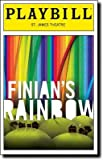 Brand New Color Playbill from Finian's Rainbow