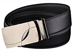 West Leathers Men's Fashion Leather Belt Leather Belts Size 38 Style 4