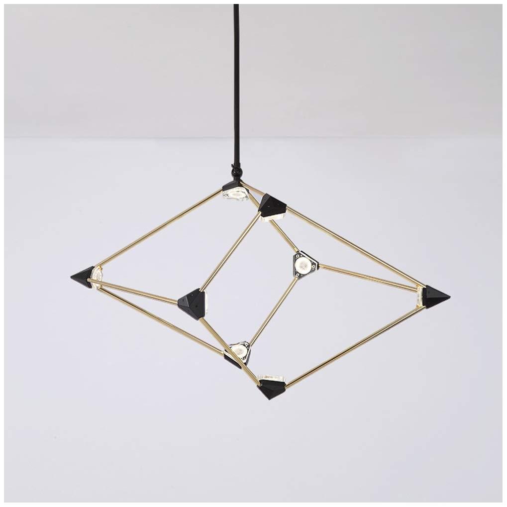 YJJL ペンダントライト現代のシャンデリアシンプルな家の天井灯はリビングルームの据え付け品の研究室の天井灯80 cmを導きました   B07T9PNWY8