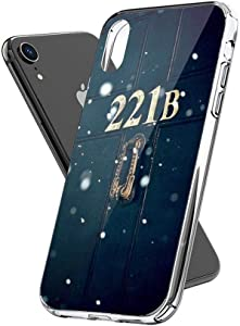 Phone Case Victorian 221B Abominable Case Cover Compatible for iPhone (X/XS) Plastic Cases