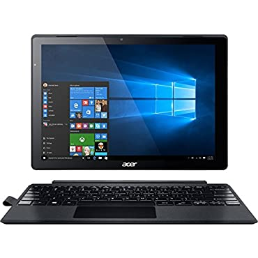 "Acer Aspire Switch Alpha 12"" Laptop SA5-271-52FG  with Intel Core i5-6200U Dual-Core 2.3Ghz 8GB RAM 256Gb SSD Win10 Home (Factory Refurbished)"