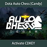 Dota2 Auto Chess 640 Candy CDKEY; Dota 2 AutoChess Candy 640
