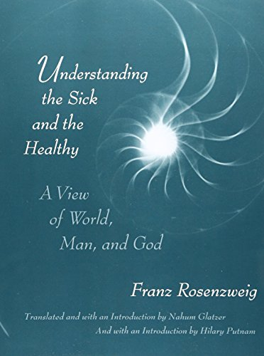 Understanding the Sick and the Healthy: A View of World,...