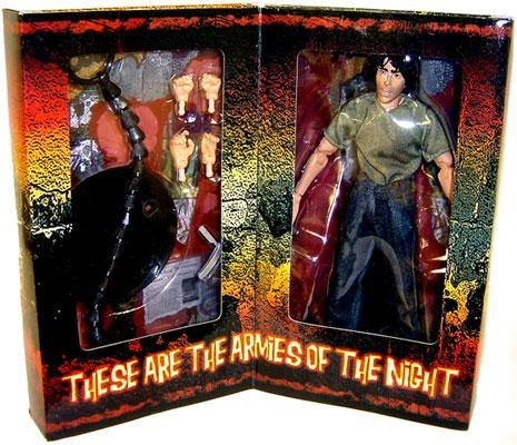 Mezco Toyz Warriors 9 Inch Deluxe Cloth Outfit Figure Orphan