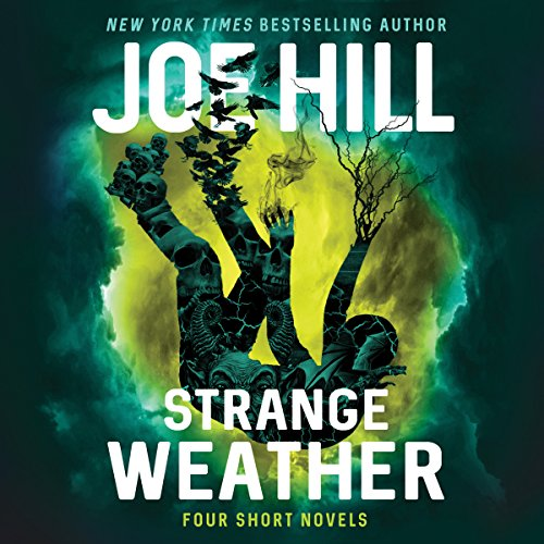 Strange Weather: Four Novellas Audiobook [Free Download by Trial] thumbnail