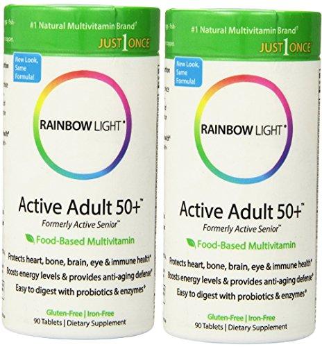 Rainbow Light Active Adult Multivitamin product image