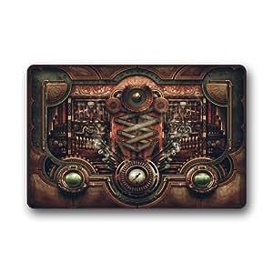 """Nymeria 19 Custom Engine Indoor/Outdoor Doormat 24""""x16"""" For GB-497"""