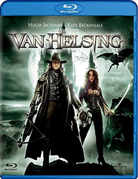 Van Helsing (Edición 1 disco) [Blu-ray]: Amazon.es: David ...