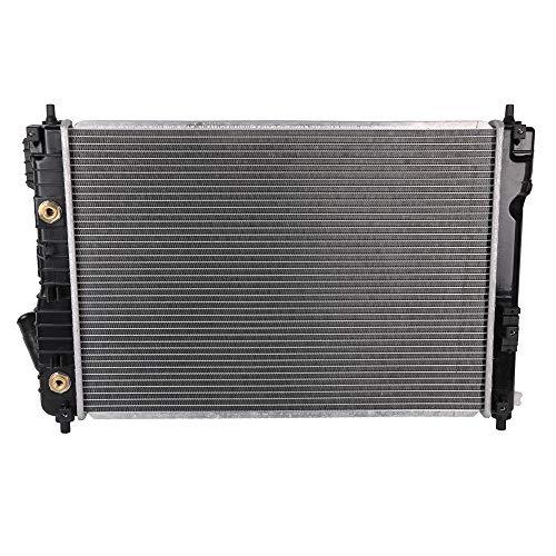 SCITOO Radiator Compatible with 2009-2013 Chevrolet Aveo 2009-2010 Pontiac G3 CU13097