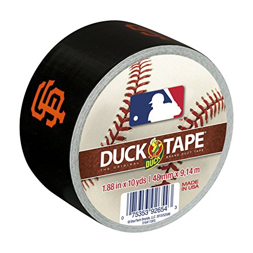 (Duck 240689 Duct Tape, Single Roll, San Francisco Giants)