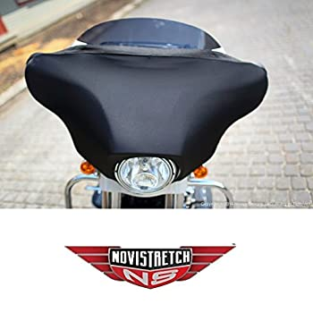 Harley Davidson Novistretch Bat-Wing Fairing Mesh Mask Bra Fits: All HD Touring Motorcycles with the Batwing Fairing