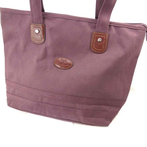 Canvas tasche 'Gil Holsters' pflaume.
