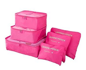 Cubos de Embalaje Grandes de 6 Piezas - Bolsas de ...