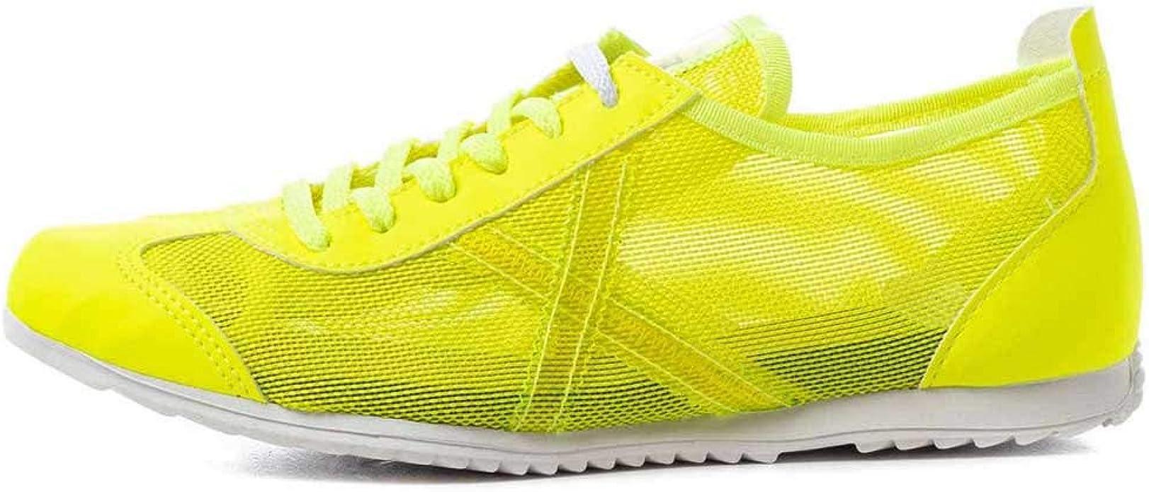 Zapatilla Munich Osaka 427 Amarillo Neon: Amazon.es: Zapatos y complementos