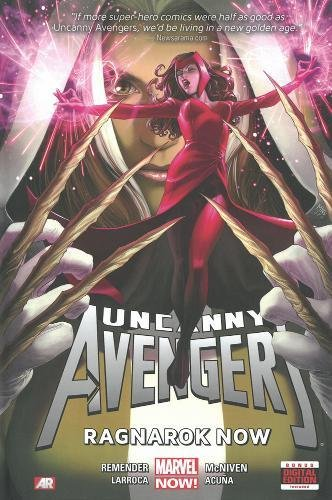 Uncanny Avengers Volume 3: Ragnarok Now (Marvel Now) pdf epub
