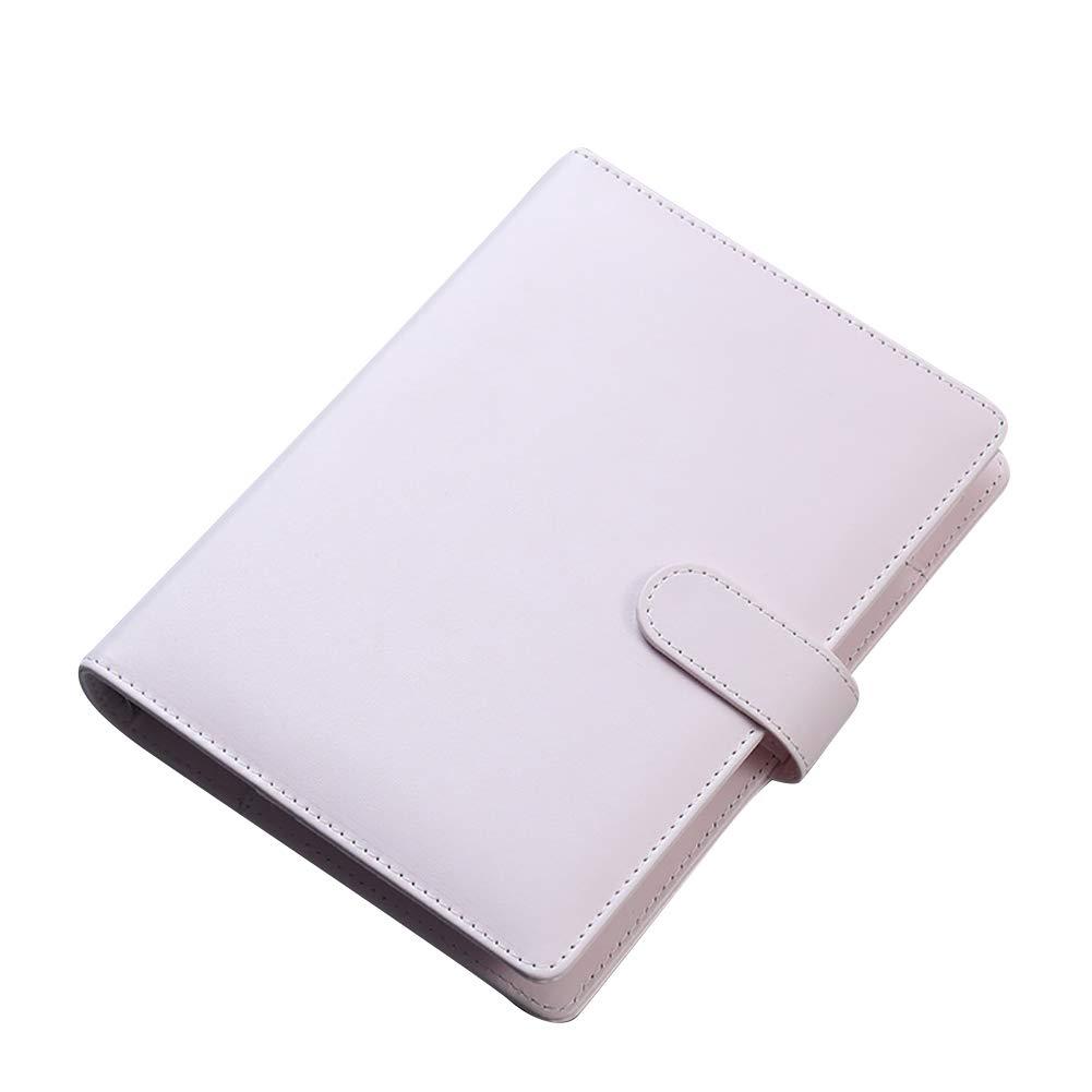 Lsgepavilion - Diario de piel sintética, tamaño A6, A5 ...