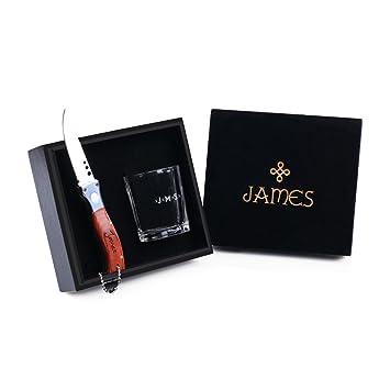 Personalisierte Schnapsglas Taschenmesser Geschenke Fur Manner