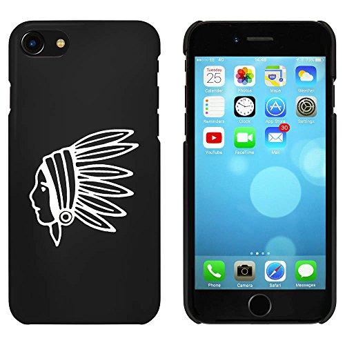 Schwarz 'Amerikanischer Ureinwohner' Hülle für iPhone 7 (MC00088530)