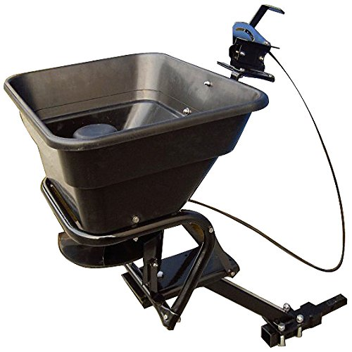 (Field Tuff AS-80ATV12 Receiver Mount Spreader, 80-Pound)