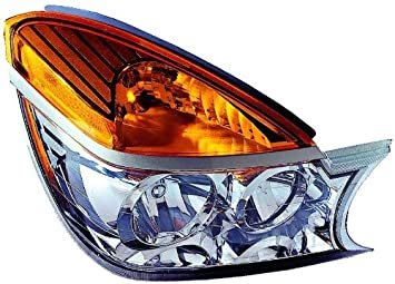 Depo 336-1112L-ASD Buick Rendezvous Driver Side Replacement Headlight Assembly 02-00-336-1112L-ASD