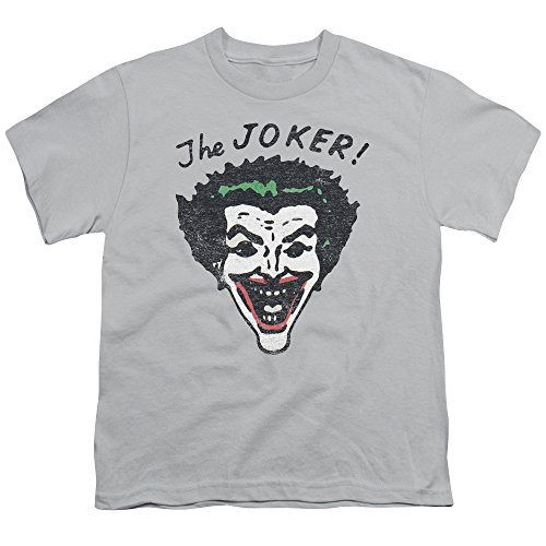 Batman+Retro+Shirts Products : Batman - Youth Retro Joker T-Shirt