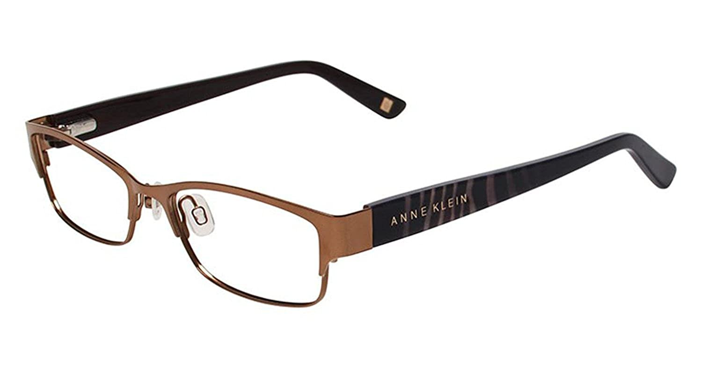 Eyeglasses Anne Klein AK5025 AK 5025 Mocha at Amazon Men\'s Clothing ...