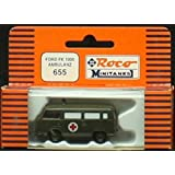 Roco Minitanks HO Scale Ford FK1000 US Army Ambulance Plastic Accessory #655