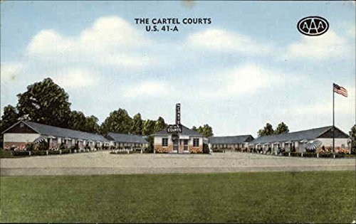 Amazon.com: The Cartel Courts Joelton, Tennessee Original ...