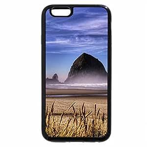 iPhone 6S / iPhone 6 Case (Black) Strange Shoreline