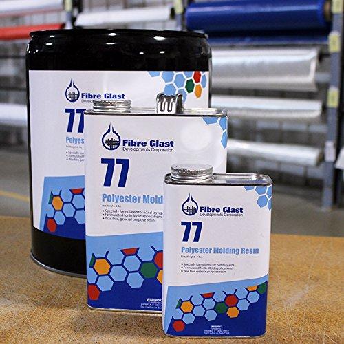 Fibre Glast - Polyester Molding Resin - Gallon w/ hardener