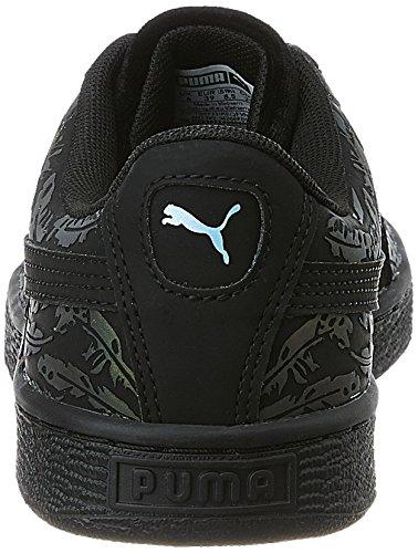 Scarpe Puma Swan 362669 Basket Black Da Ginnastica Donna qxFHzEAw