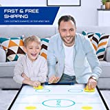 Air Hockey Tabletop Game Table for Kids | Lanos